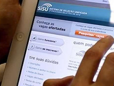 MEC divulga as primeiras notas de corte do Sisu