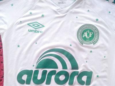 Chapecoense terá nova camisa para enfrentar o Barcelona - Jornal da ... ac4f452d5fa01