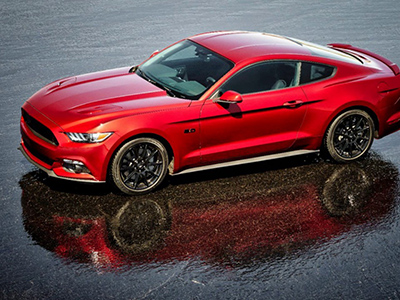 Ford inicia pré-venda do  Mustang 2018