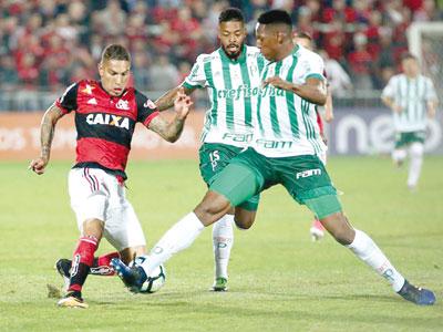 Flamengo e Palmeiras são clubes com camisas valorizadas e patrocinadores  permanentes ao longo de 2017. Uma pesquisa divulgada pelo Ibope Repucom ... 52357511b585f