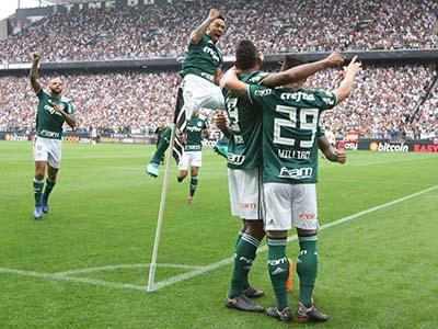 Palmeiras prega cautela e Corinthians acredita na virada 67e57eb721e4e