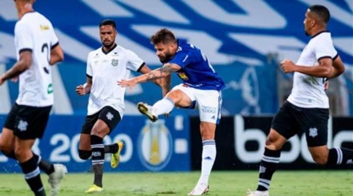 Cruzeiro Empata Em Casa Confira Os Resultados De Ontem E Os Jogos De Hoje Com Tv Da Serie B Jornal Da Manha 49 Anos