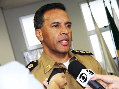 Chefe do Estado Maior da PM descarta 2º batalhão em Uberaba