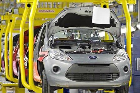 Primeira linha de montagem da Ford completa 100 anos Jornal da Manhã - 48  anos