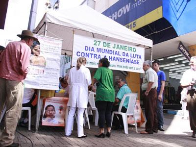 Dia Mundial mobiliza profissionais de Saúde e estudantes contra ... - Jornal da Manhã - Uberaba
