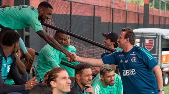 Flamengo quer vingança em cima do São Paulo. Acompanhe os ...